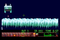 Holiday Lemmings 1993 Amiga 30