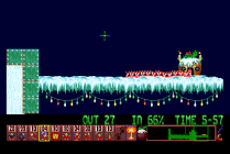 Holiday Lemmings 1993 Amiga 35