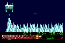 Holiday Lemmings 1993 Amiga 38