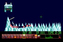 Holiday Lemmings 1993 Amiga 39