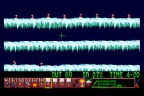 Holiday Lemmings 1993 Amiga 46