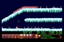 Holiday Lemmings 1993 Amiga 47