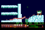 Holiday Lemmings 1993 Amiga 49