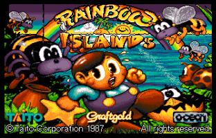 Rainbow Islands Amiga 01
