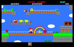 Rainbow Islands Amiga 09