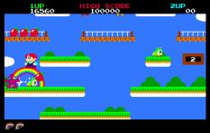 Rainbow Islands Amiga 11
