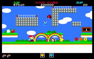 Rainbow Islands Amiga 23