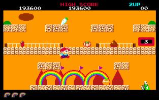 Rainbow Islands Amiga 34