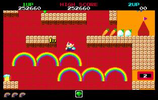 Rainbow Islands Amiga 45