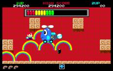 Rainbow Islands Amiga 55