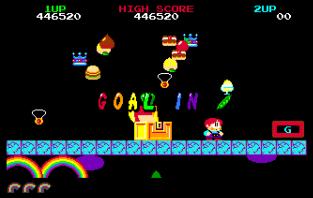 Rainbow Islands Amiga 64
