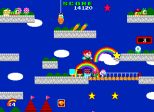 Rainbow Islands PC Engine 005