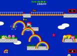 Rainbow Islands PC Engine 007