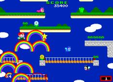 Rainbow Islands PC Engine 010