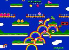 Rainbow Islands PC Engine 011