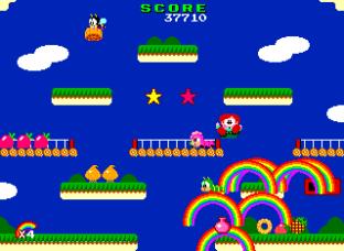 Rainbow Islands PC Engine 012