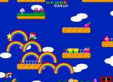 Rainbow Islands PC Engine 022