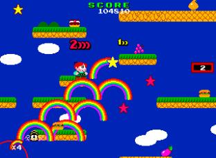 Rainbow Islands PC Engine 023