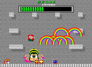 Rainbow Islands PC Engine 042