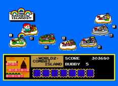 Rainbow Islands PC Engine 044