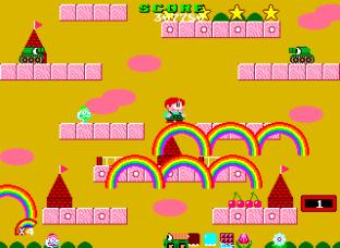 Rainbow Islands PC Engine 045