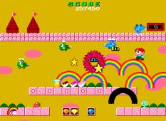 Rainbow Islands PC Engine 054