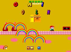 Rainbow Islands PC Engine 055