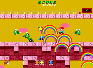 Rainbow Islands PC Engine 064