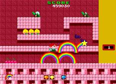Rainbow Islands PC Engine 066