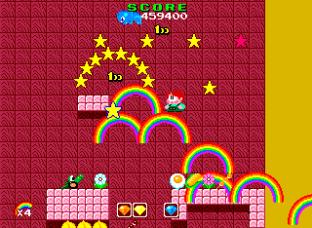 Rainbow Islands PC Engine 067
