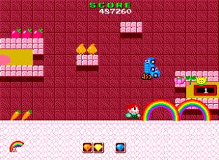 Rainbow Islands PC Engine 075