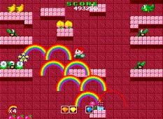 Rainbow Islands PC Engine 077