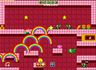 Rainbow Islands PC Engine 078