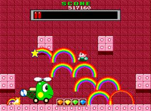 Rainbow Islands PC Engine 086