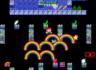 Rainbow Islands PC Engine 097
