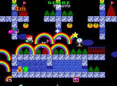 Rainbow Islands PC Engine 098