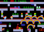 Rainbow Islands PC Engine 104
