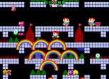 Rainbow Islands PC Engine 106