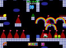 Rainbow Islands PC Engine 109