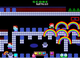 Rainbow Islands PC Engine 111