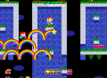 Rainbow Islands PC Engine 114