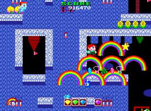 Rainbow Islands PC Engine 119
