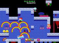 Rainbow Islands PC Engine 120
