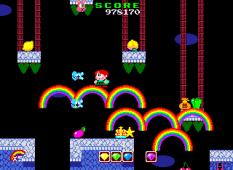 Rainbow Islands PC Engine 121