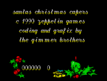 Santa's Christmas Capers ZX Spectrum 02