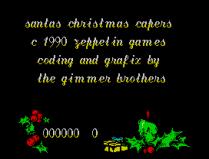 Santa's Christmas Capers ZX Spectrum 02