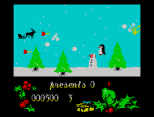 Santa's Christmas Capers ZX Spectrum 03
