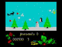 Santa's Christmas Capers ZX Spectrum 03