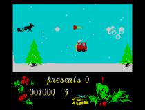 Santa's Christmas Capers ZX Spectrum 04