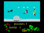 Santa's Christmas Capers ZX Spectrum 05